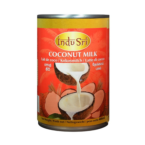 Indu Sri - Coconut Milk 400ml