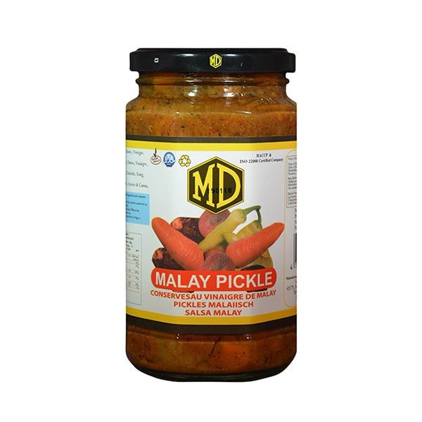 MD - Malay Pickle 410g