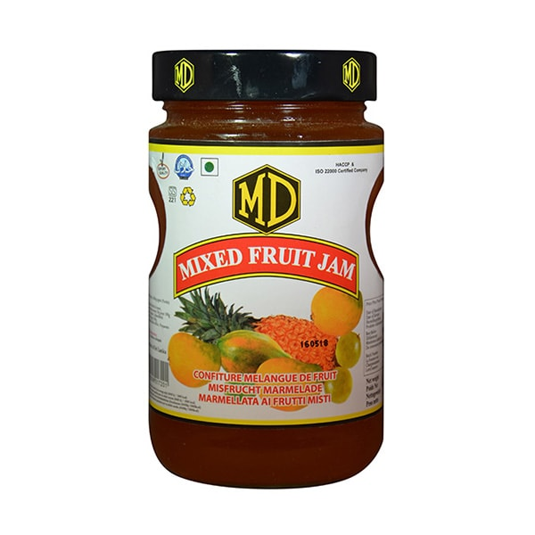 MD - Mixed Fruit Jam 485g