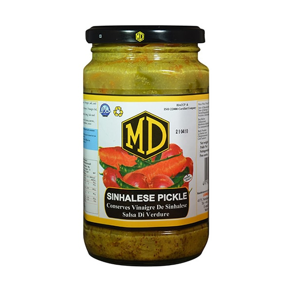MD - Sinhalese Pickle 400g