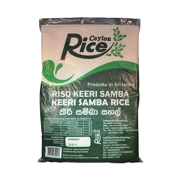 Ceylon Rice - Keeri Samba Rice 1kg