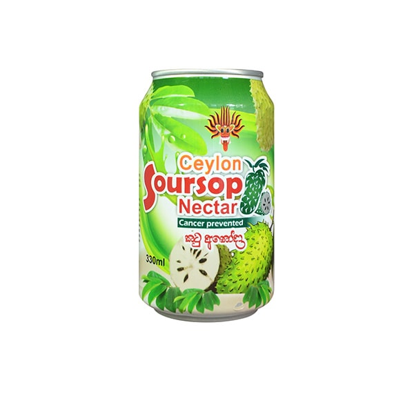 Ceylon - Soursop Nectar 330ml