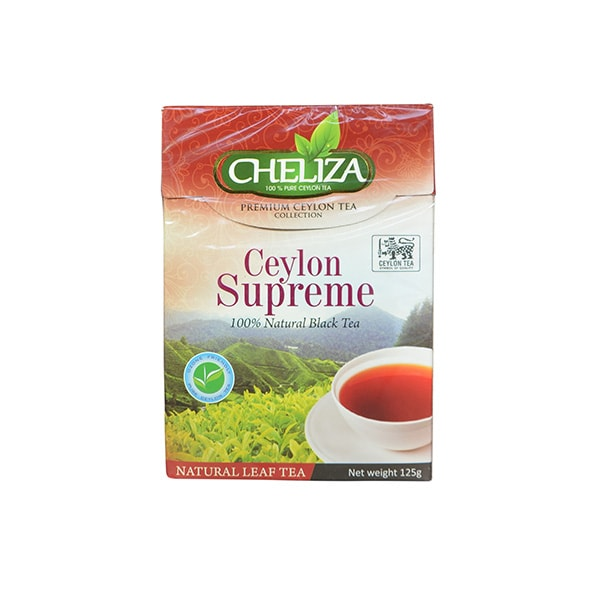 Cheliza - Ceylon Supreme 125g