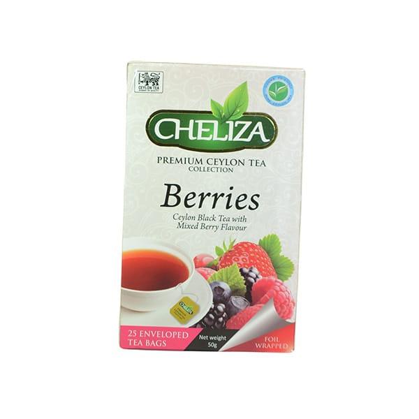 Cheliza - Premium Ceylon Tea Berries (25 bags) 50g