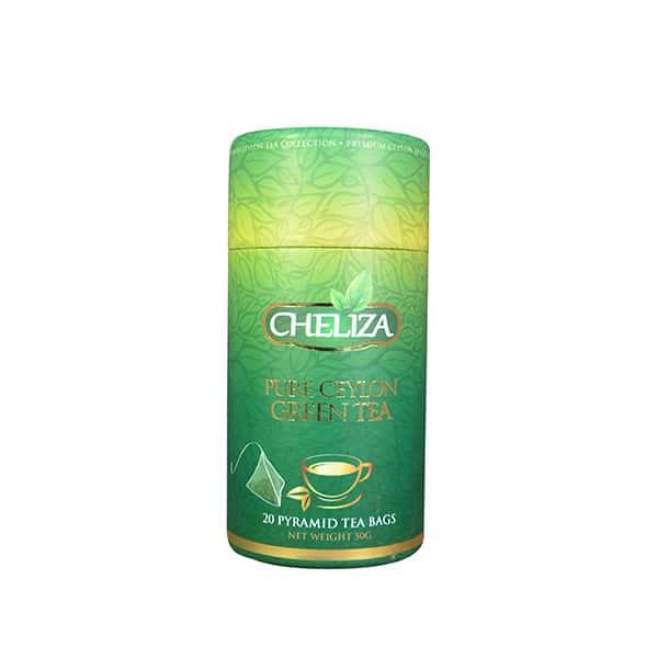 Cheliza - Pure Ceylon Green Tea (20 bags) 50g