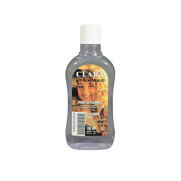 Clara - Pure Glycerine 100ml