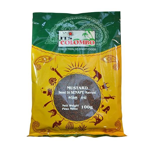 ITS Colombo - Mustard 100g