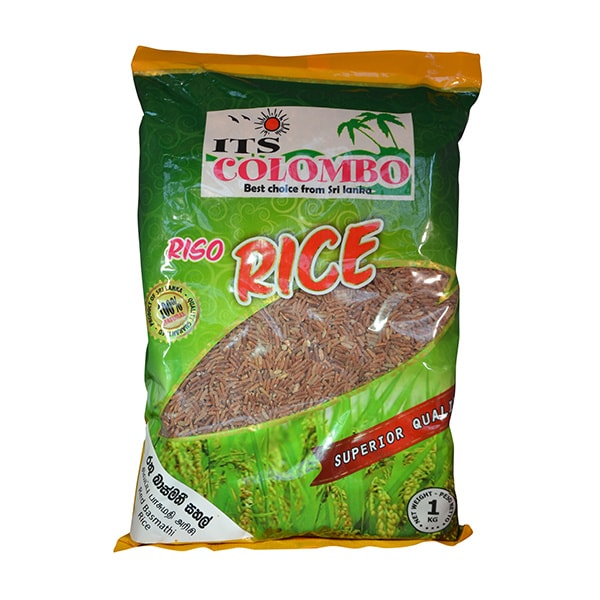 ITS Colombo - Red Basmathi Rice 1kg