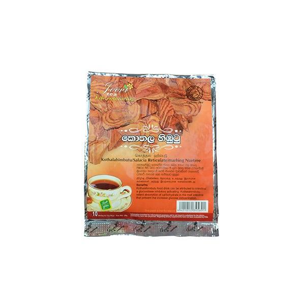 Jeevi Tea - KothalahimbutuSalacia Reticulatemarhing Nuetree 200g