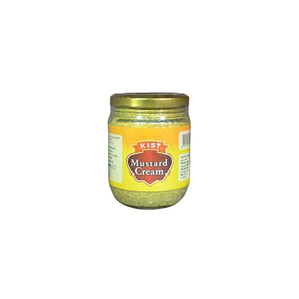 Kist - Mustard Cream 150g