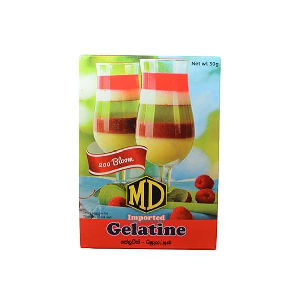 MD - Gelatine 30g
