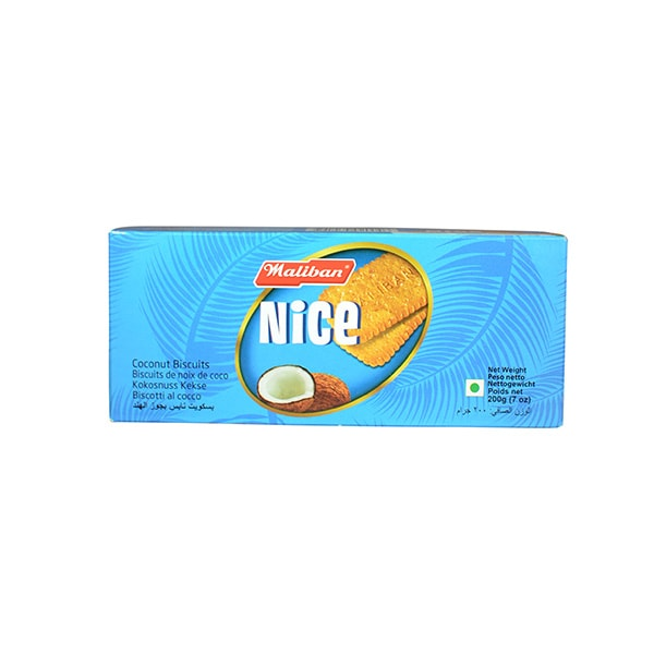 Maliban - Nice Coconut Biscuits 200g