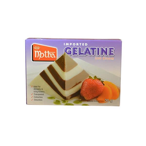 Motha - Gelatine 30g
