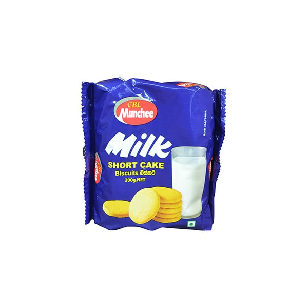 Munchee - Milk Short Cake 200g