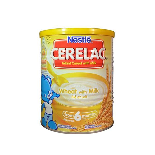 Nestlé - Cerelac Wheat With Milk 400g