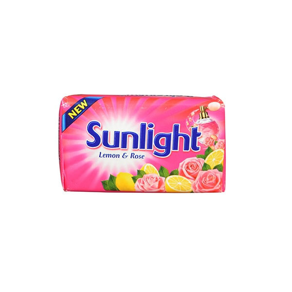 Sunlight - Soap Lemon _ Rose 120g