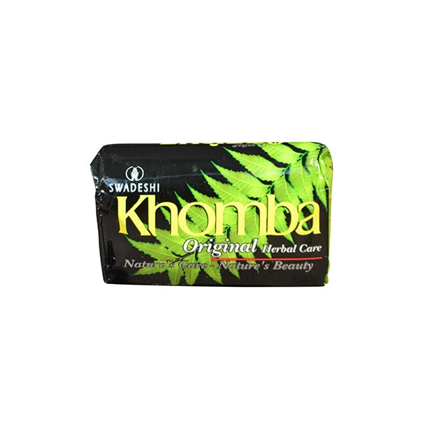 Swadeshi - Khomba Original Herbal Care Soap 90g
