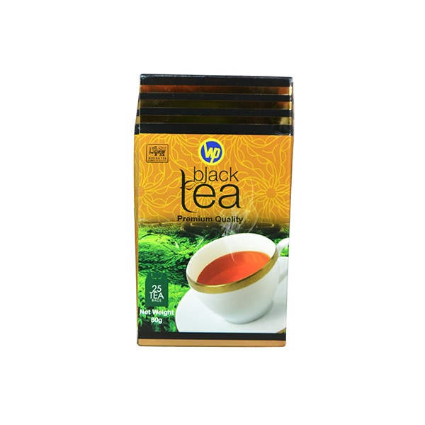 Wijaya - Black Tea (25 bags) 50g