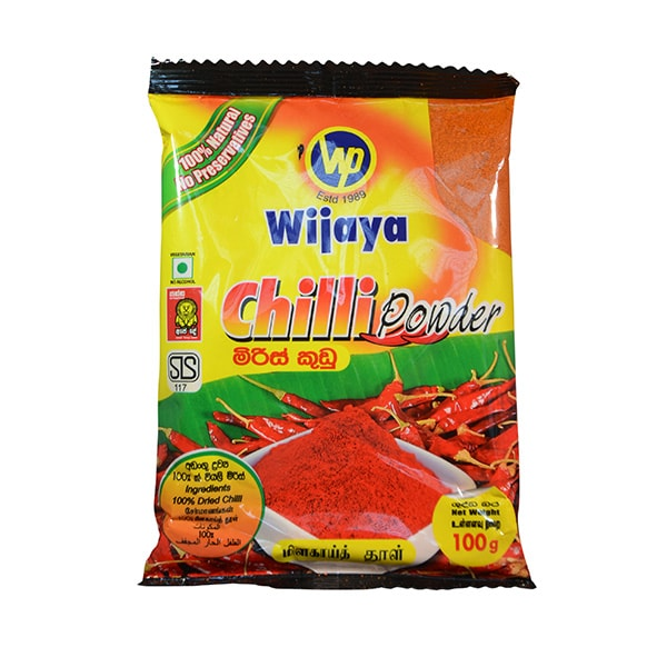 Wijaya - Chilli Powder 100g