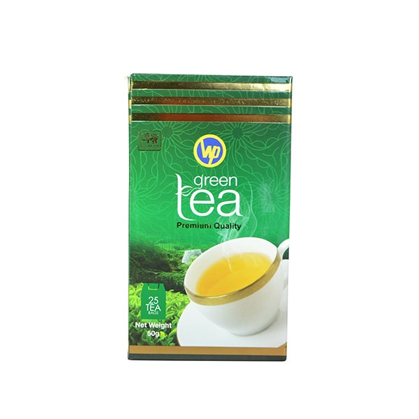 Wijaya - Green Tea (25 Bags) 50g