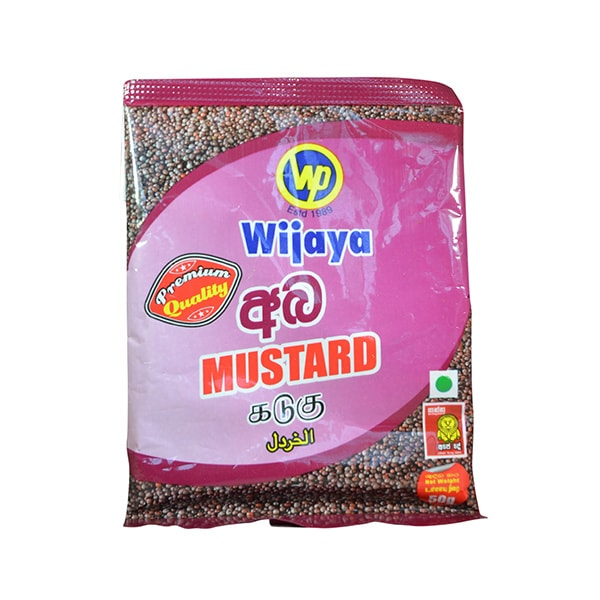 Wijaya - Mustard 50g