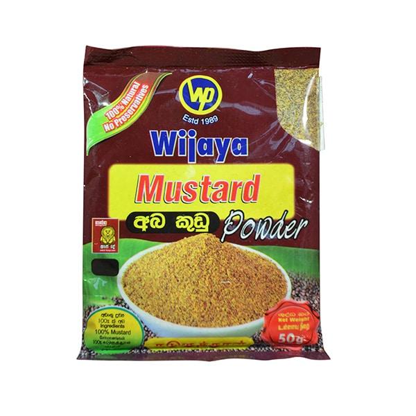 Wijaya - Mustard Powder 50g