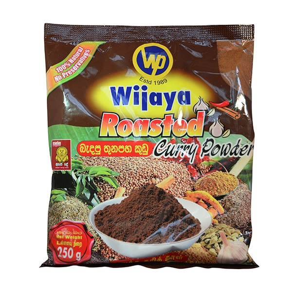 Wijaya - Roasted Curry Powder 250g