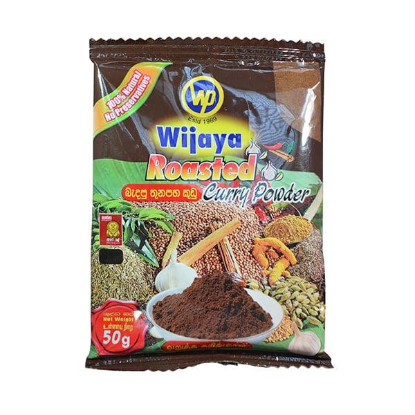 Wijaya - Roasted Curry Powder 50g