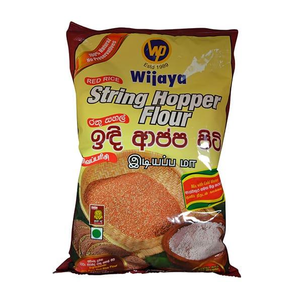 Wijaya - String Hopper Flour (Red) 1kg