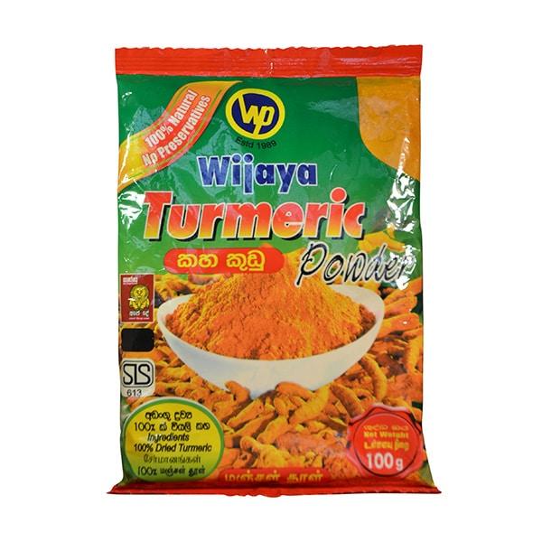 Wijaya - Turmeric Powder 100g
