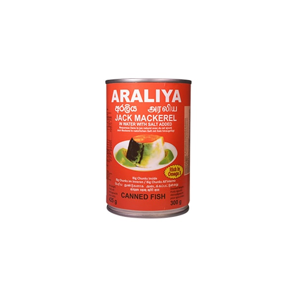 Araliya - Jack Mackeral in Water 425g