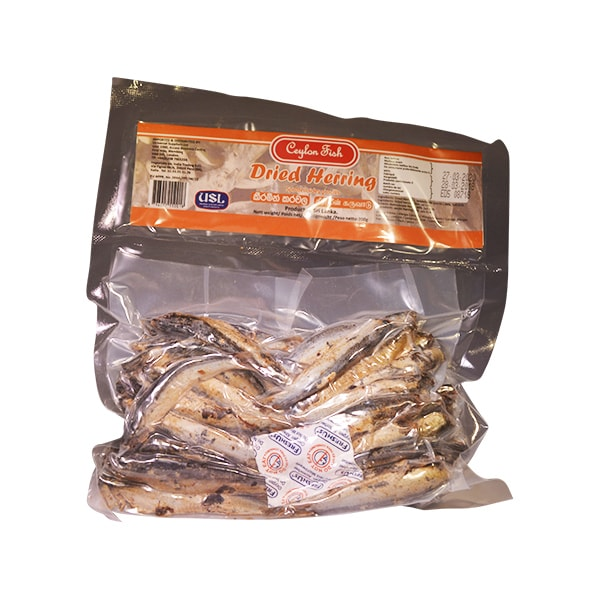 Ceylon Fish - Dried Herring (Keeramin) 200g