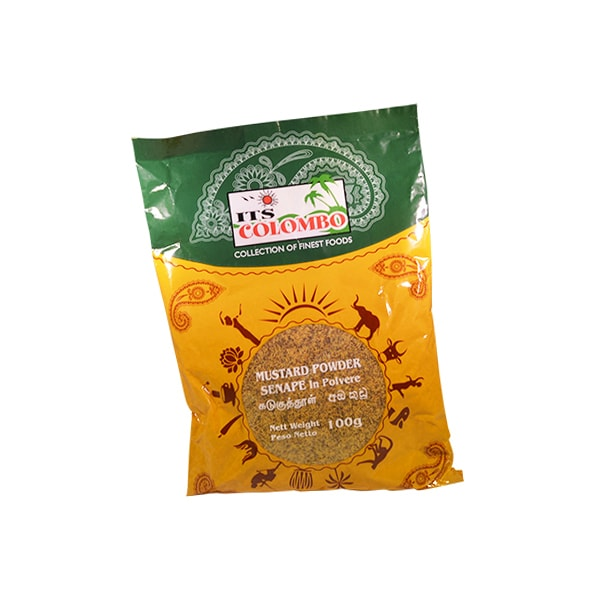 ITS Colombo - Mustard Powder 100g