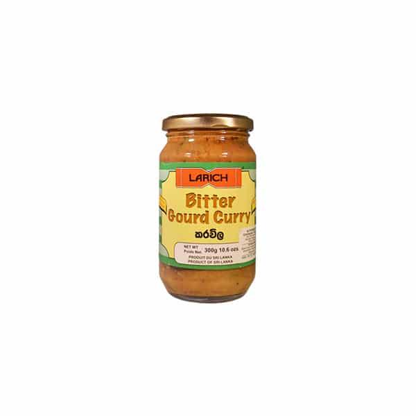 Larich - Bitter Gourd Curry 300g