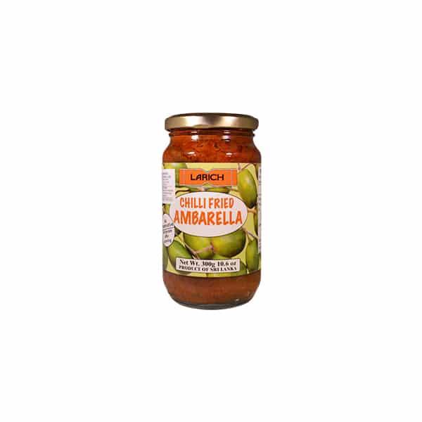 Larich - Chilli Fried Ambarella 300g