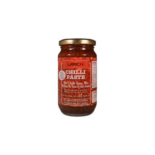 Larich - Chilli Paste Hot Chilli Tuna Mix (Non Veg) 300g