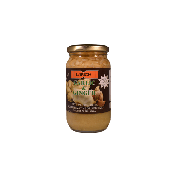 Larich - Garlic & Ginger Paste 300g