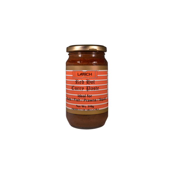 Larich - Red Hot Curry Paste 350g