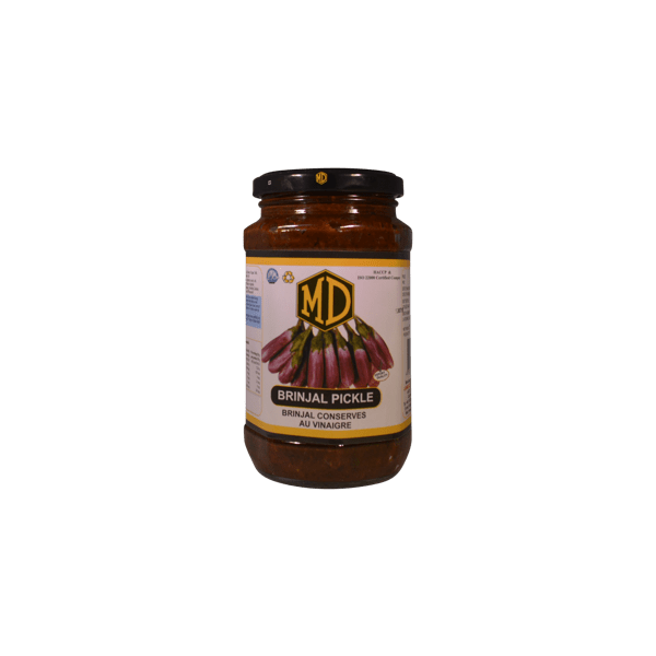 MD - Brinjal Pickle 375g