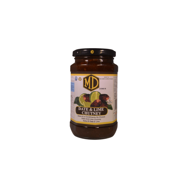 MD - Date & Lime Chutney 450g