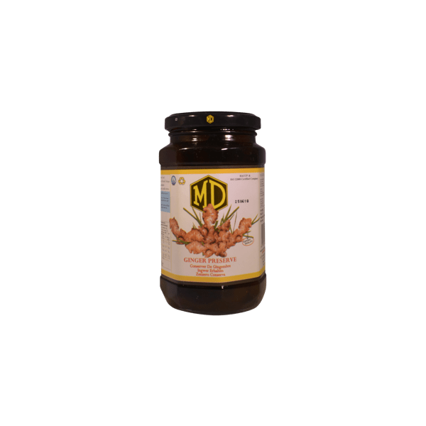 MD - Ginger Preserve 490g