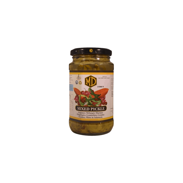 MD - Mixed Pickle 400g