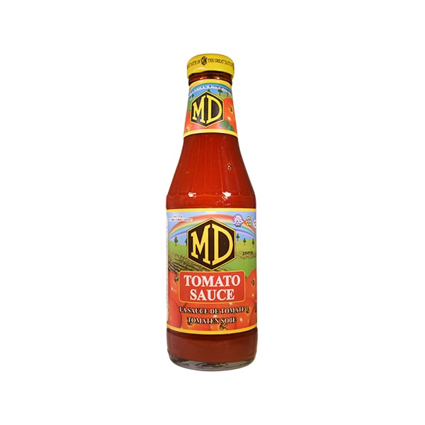 MD - Tomato Sauce 400g