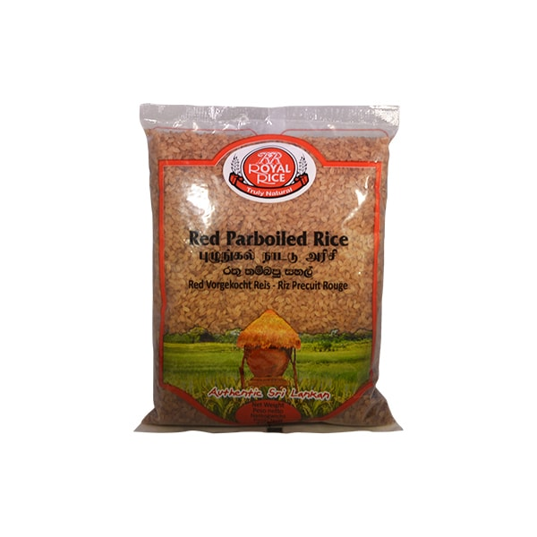 Royal Rice - Red Parboiled Rice 1kg
