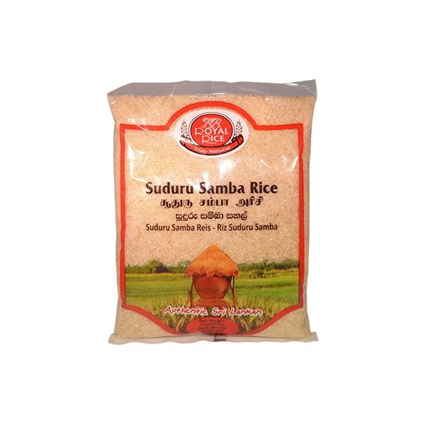 Royal Rice - Suduru Samba Rice 1kg