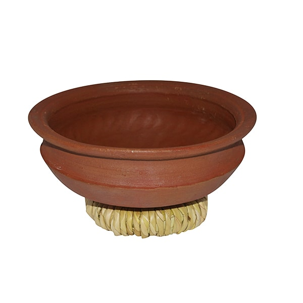 Clay Curry Pot Medium
