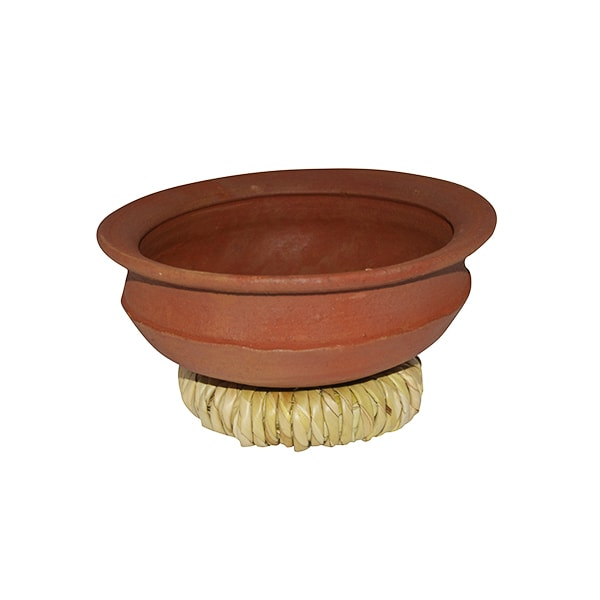 Clay Curry Pot Small