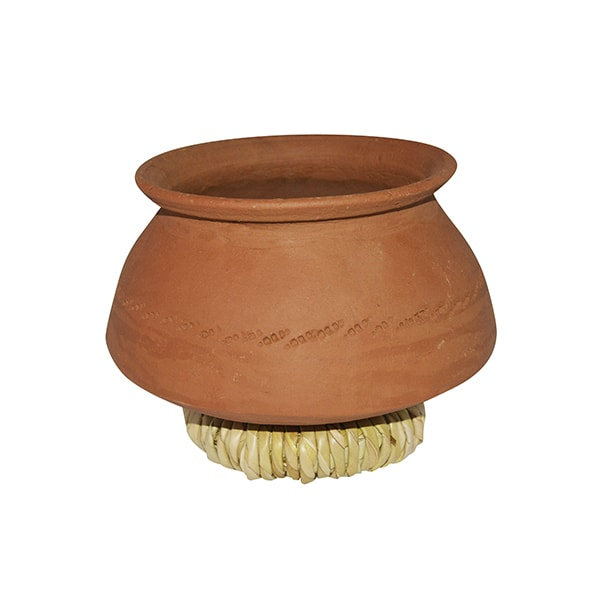 Clay Rice Pot (nr. 5)