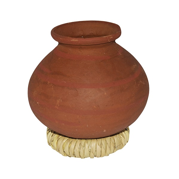 Clay Water Pot (nr. 2)