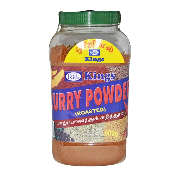 Kings - Curry Powder (Roasted) 900g